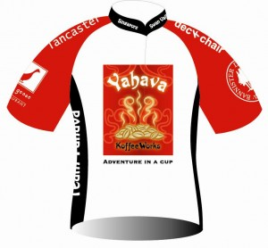 Yahava Coffee Cycling